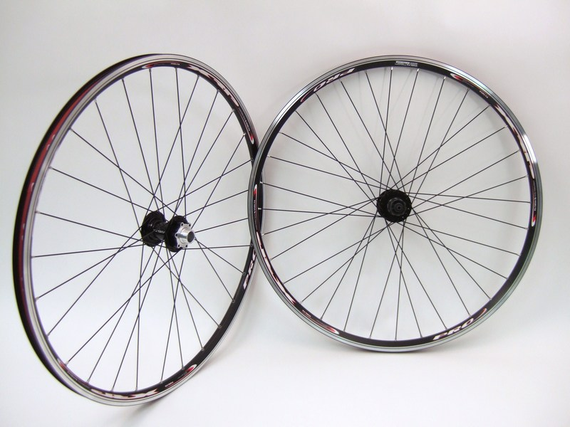 Parts Vuelta XRP 29 20mm or 15mm Thru Axle Wheels Image