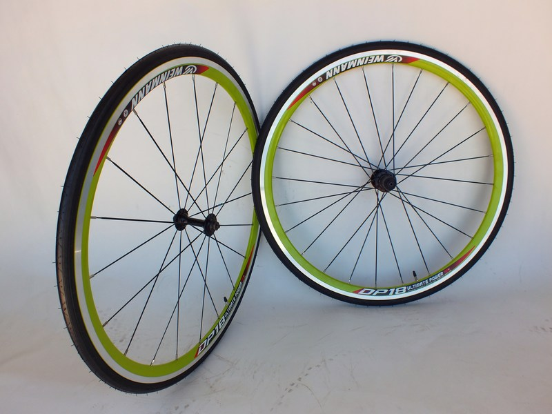 Parts Weinmann DP18 Ultimate Power Shimano Road wheels and Tires Image
