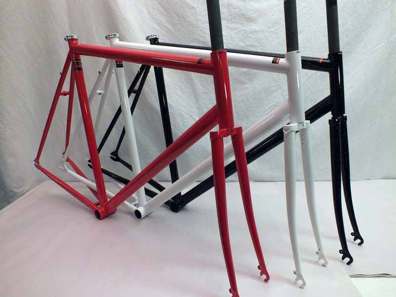 Parts Mercier Kilo Stripper UNBRANDED Track Single Speed Frame Fork Image