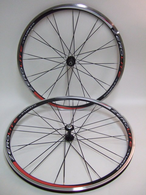 Parts VUELTA ZEROLITE PRO ROAD BIKE WHEELSET 700C Image