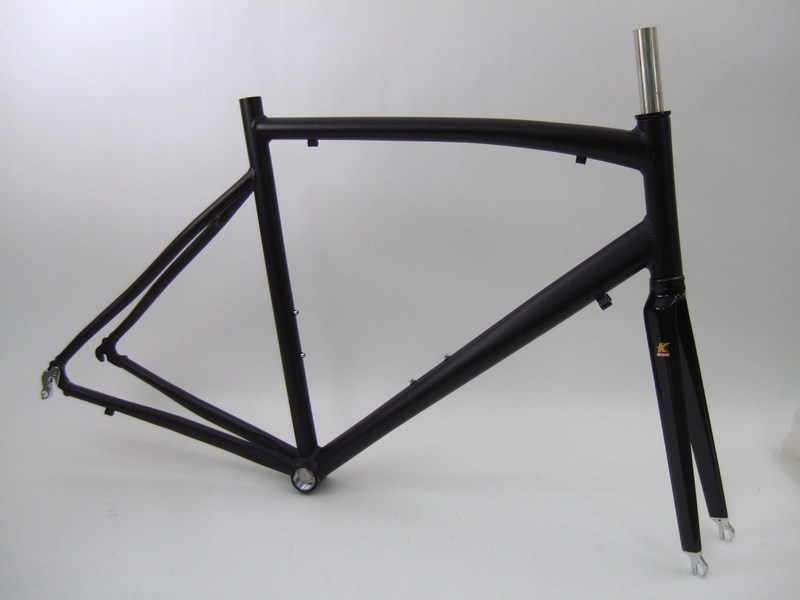 Parts Gravity Liberty 3 UNBRANDED Road Frame / Carbon Fork Image