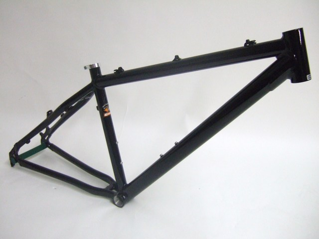 Parts Kinesis Lightweight ALUMINUM UNBRANDED  ATB Frame with or without SID RACE Fork Image