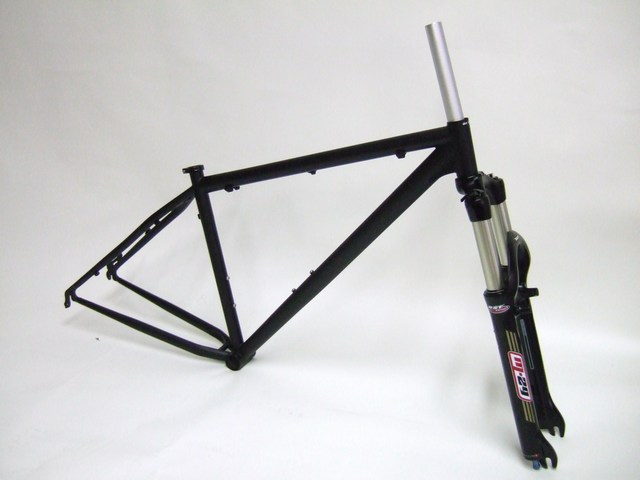 Parts UNBRANDED 29ER MULTI-SPEED FRAMESET 4130 CRO-MOLY STEEL Image