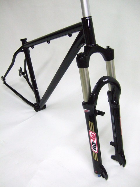 Parts UNBRANDED 29ER 4130 CRO-MOLY SINGLE SPEED FRAMESET Image