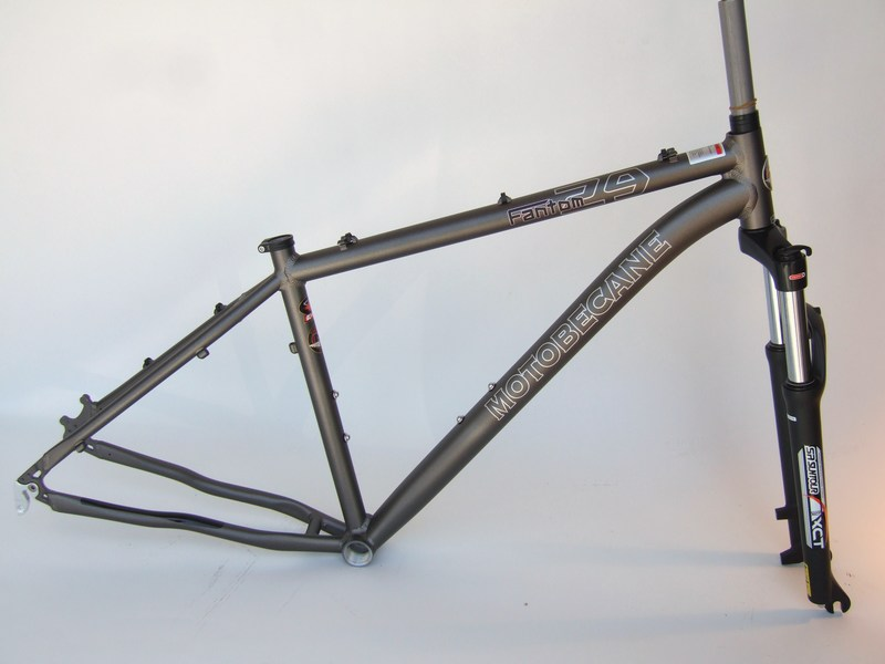 Parts Fantom 29 Trail Frame and Fork Image