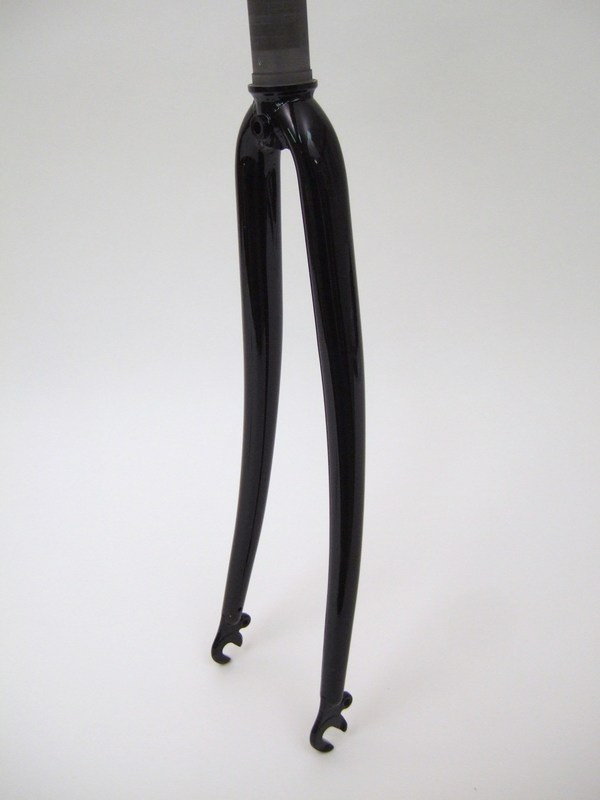 Parts 1 1/8 Cro Moly Steel Threadless Road Fork Image