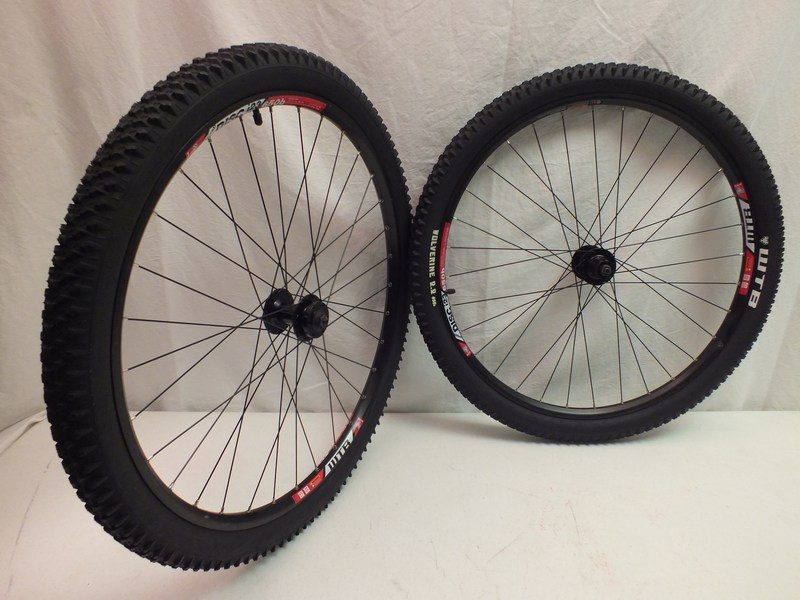 Parts 650b / 27.5in.WTB Speed disc i23 wheel set with WTB tires Image