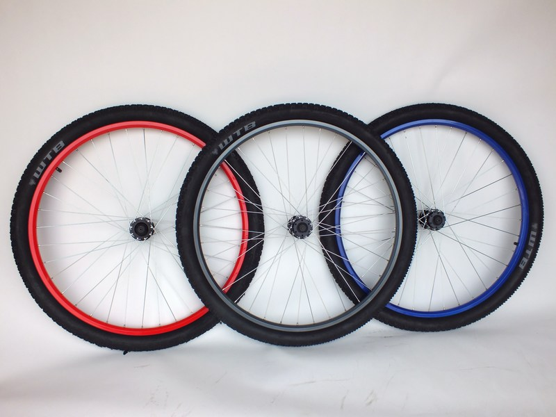 Parts Fantom 29 Sport wheels with WTB Tires Image