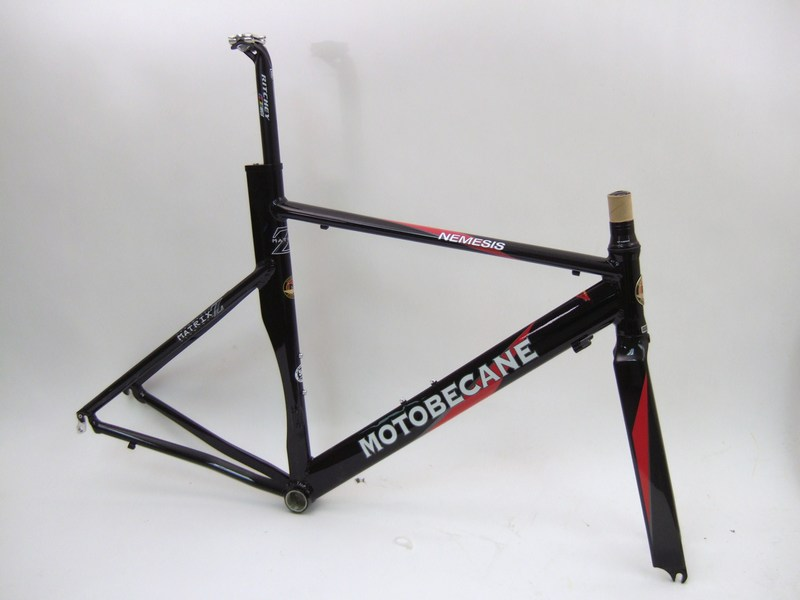 Parts Nemesis Frame Set  700c Image