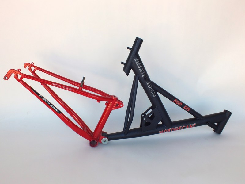 Parts Motobecane 500DS Full Suspension Frame NO SHOCK Image