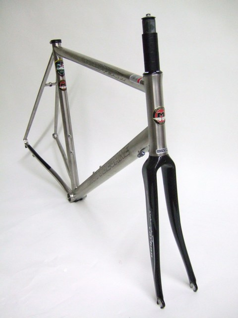 Parts Le Champion Team Titanium - W/ Full Carbon Fork!! Image
