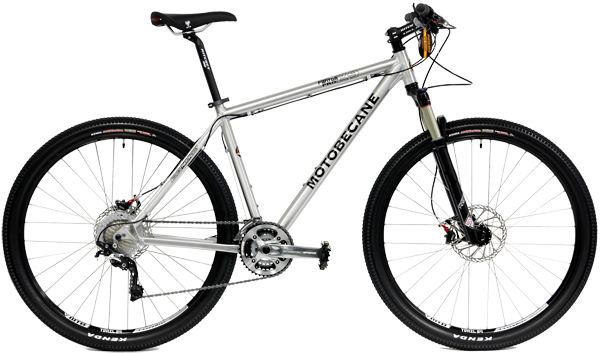 Bikes  2012 Motobecane Fantom 29 Pro Mountain Bike Shimano Dyna SYS XTR/XT 30 Speed Front Suspension Image