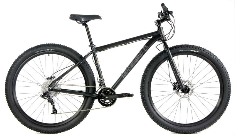 Bikes Motobecane 29+ X5 29er Fat Tire Bike Image