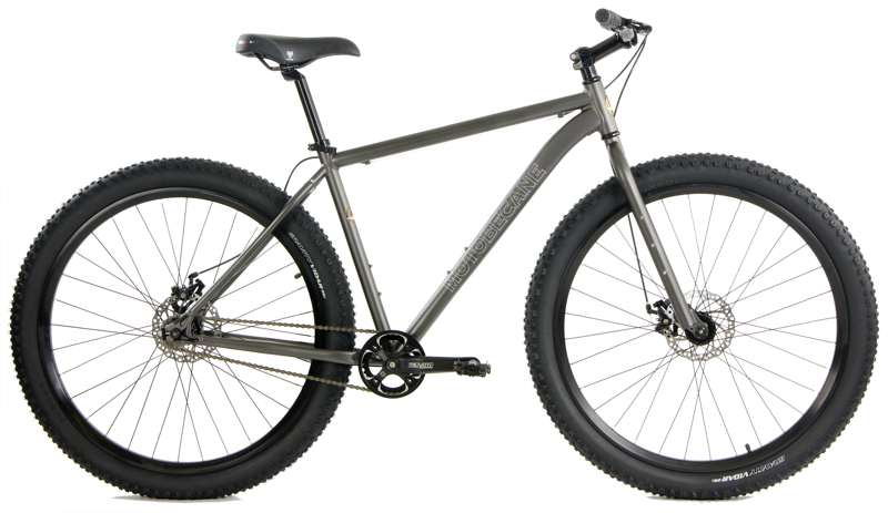 Bikes Motobecane 29+SS 29PLUS Single Speed Fat Bike Image