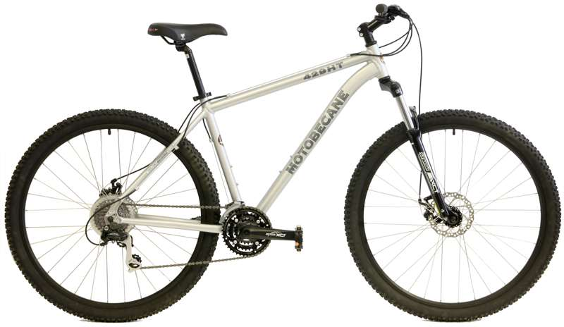 Bikes Motobecane 429HT Shimano Alivio 24spd Front Suspension Mountain Bike Image
