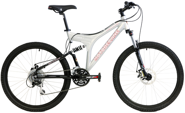 Bikes Motobecane 450 DS Shimano Alivio 24 Speed Full Suspension Bike Image