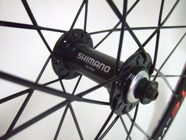 Parts 26'' Zerolite Comp SE- Shimano Hubs - Rim Brake Only Image