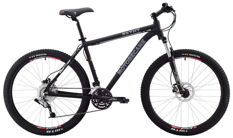 Bikes Motobecane 527HT SRAM X4 24spd Front Suspension 27.5 / 650 B Mountain Bike Image