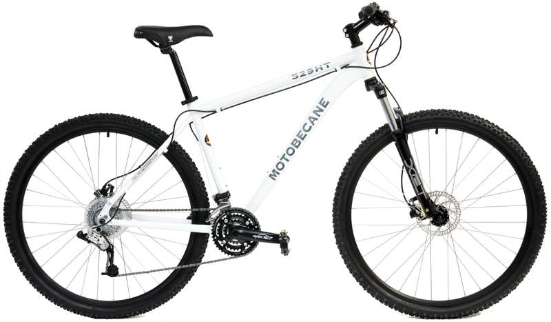 Bikes Motobecane 529 HT SRAM X4 24spd Front Suspension Hydraulic Disc Brake 29er Mountain Bike Image