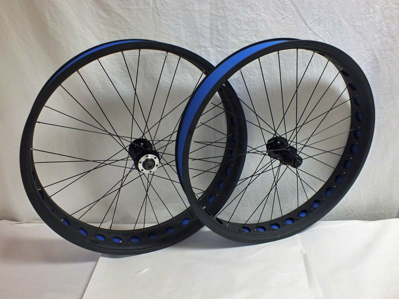 Parts 26in Fat Tire Bike Wheels FB4 Comp Image