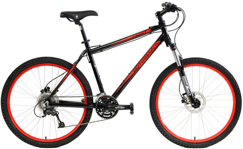 Bikes Motobecane 750HT Deore 24 Speed Front Suspension Mountain Bike Image