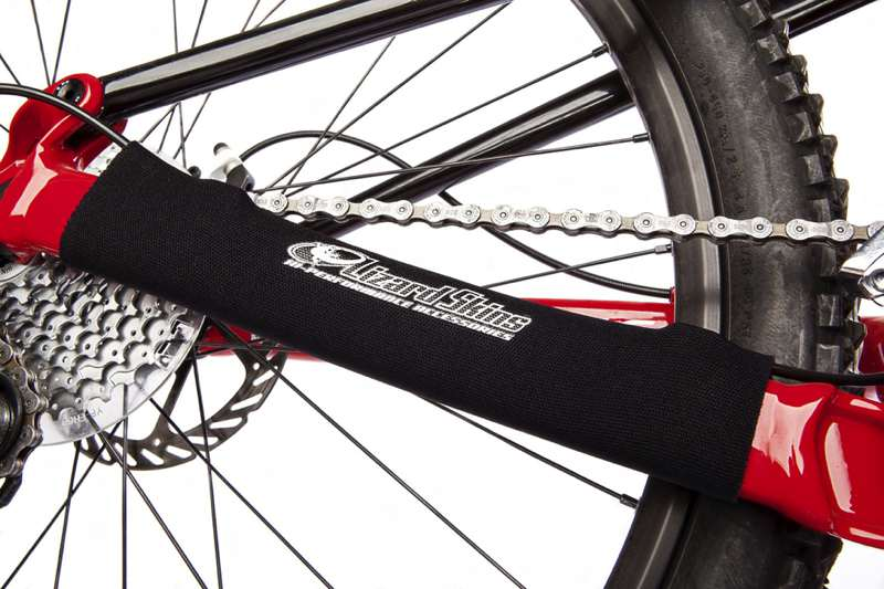Parts Lizard Skins Chainstay Guard - Super Jumbo (Typically fits oversized chainstays) Image