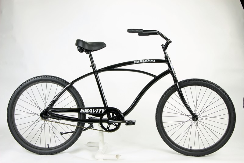 Bikes New Gravity Salty Dog ALUMINUM Beach Cruiser Image