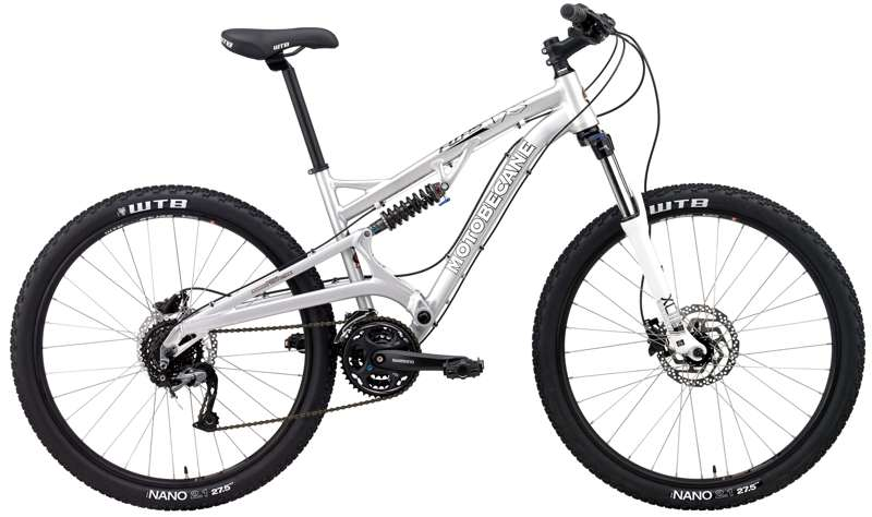Bikes Motobecane Alps DS 27.5 Womens Mountain Bike Hydraulic Disc Brakes Image