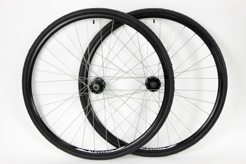 Parts 700c Disc Brake 7 Speed / Single Speed Wheelset Image