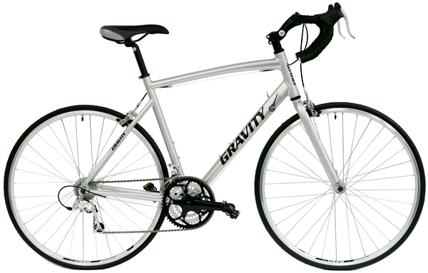 Bikes Gravity Avenue B Entry Level Road Bike with ISSUES Image