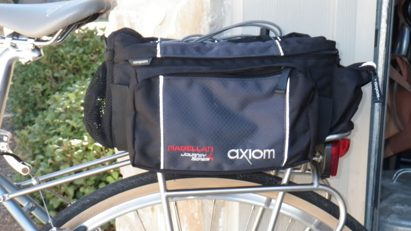 Accessories Axiom Magellan Trunk Bag Image