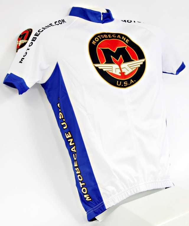 Clothing Motobecane USA Team Issue Cycling Jerseys Image