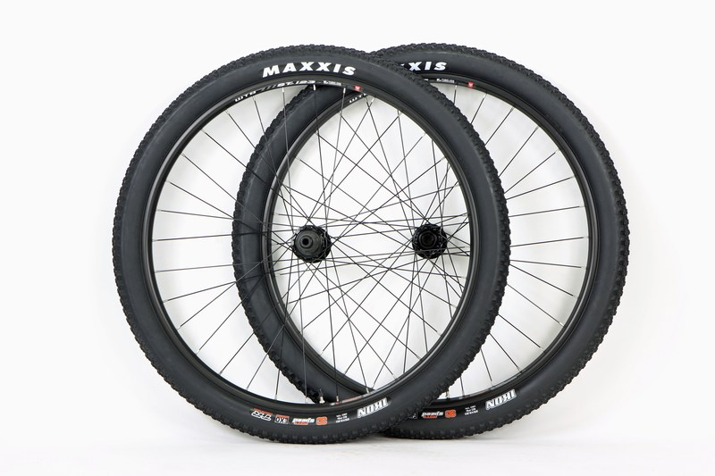 Parts Boost 29er Wheelset XD with Maxxis Ikon Tires Image
