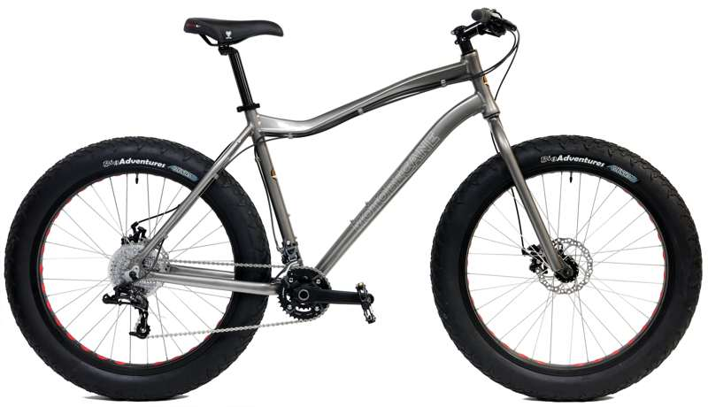 Bikes Motobecane Fat Bike Boris X5 Image
