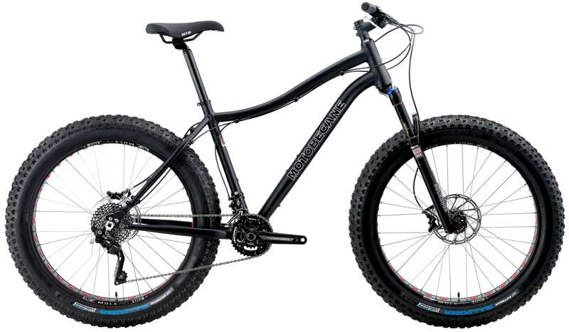 Bikes Motobecane Boris The Evil Brut Fat Tire Bike Shimano XT Equipped Image