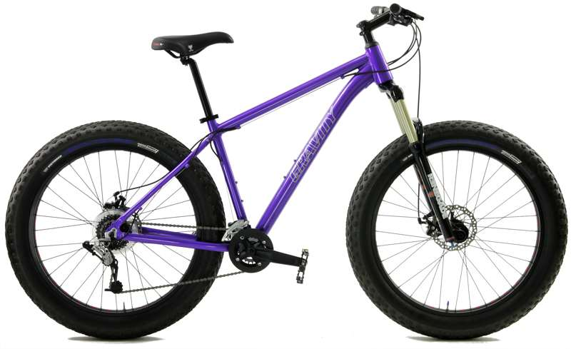 Bikes Motobecane Bullseye Monster Comp Front Suspension Fat Bike Image