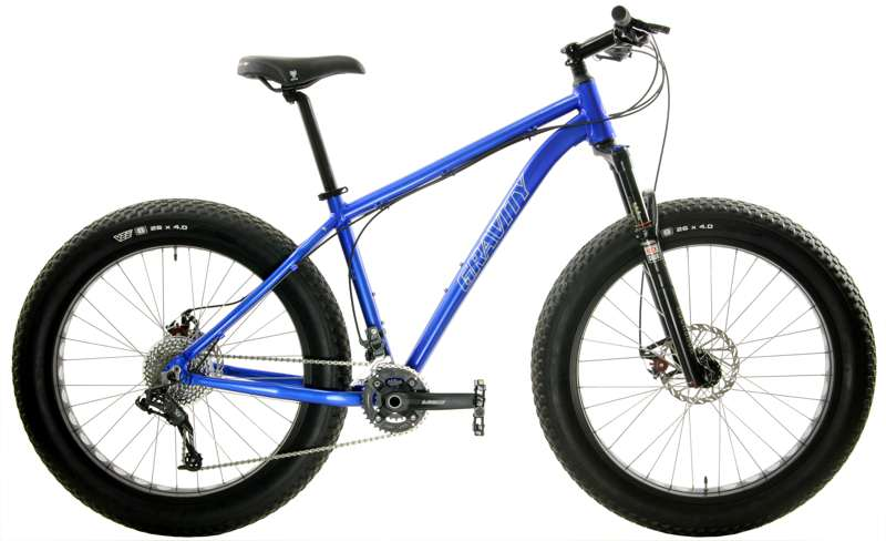 Bikes Gravity Bullseye Monster PRO Bluto Fork Fat Bike Image