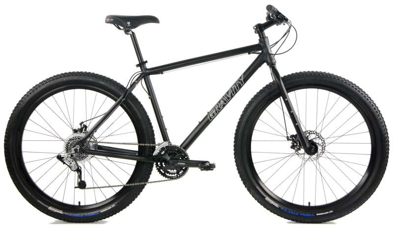 Bikes Gravity Bullseye 29 Plus Multi Speed Fat Bike Image