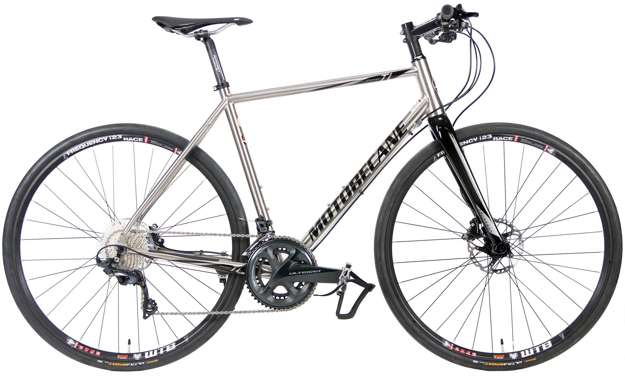 Bikes Motobecane Cafe Century Pro Ti Disc Brake Road Bike Image