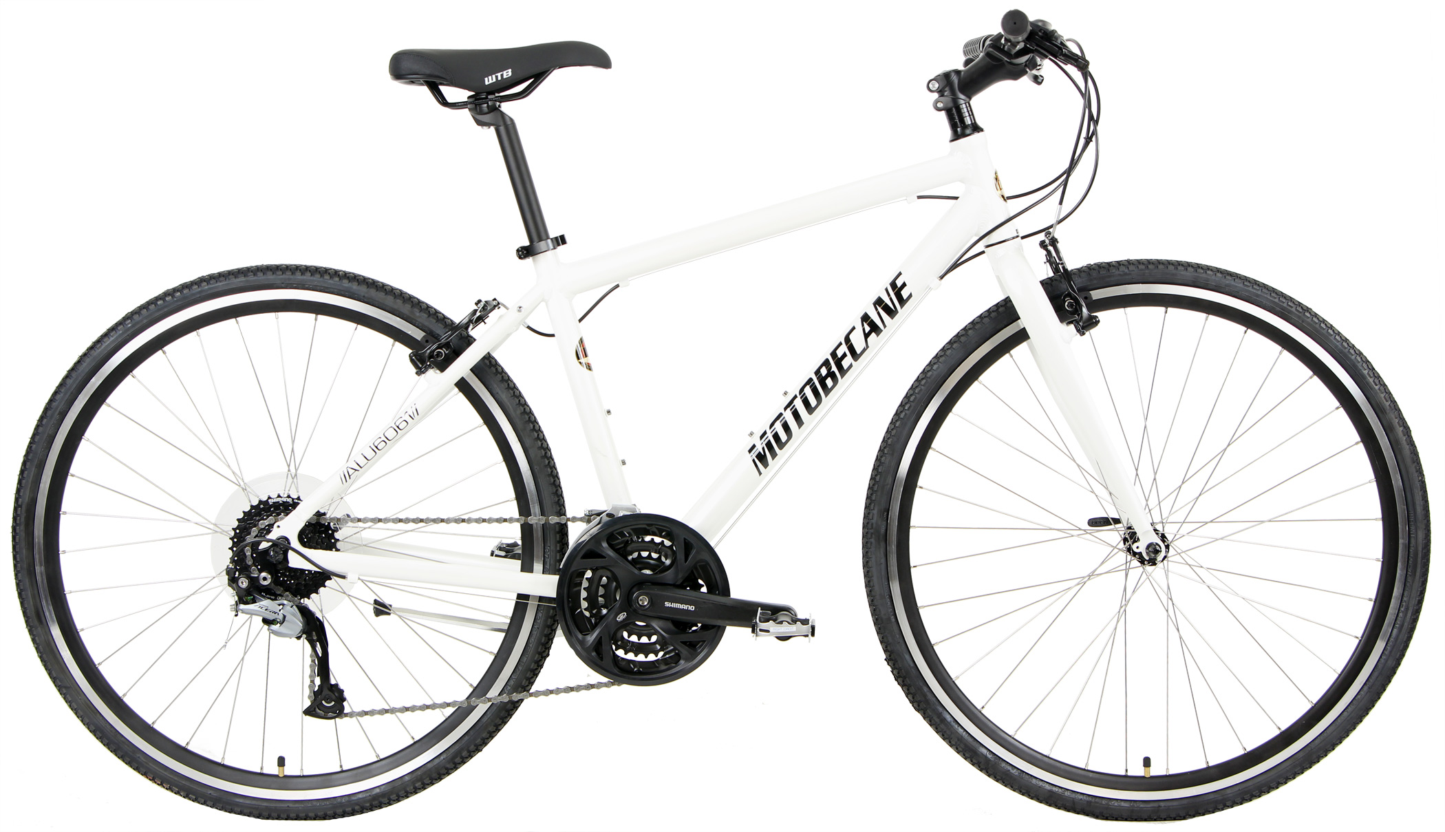 Bikes 2019 Motobecane Cafe Sprint Hybrid Full Shimano Equipped Image