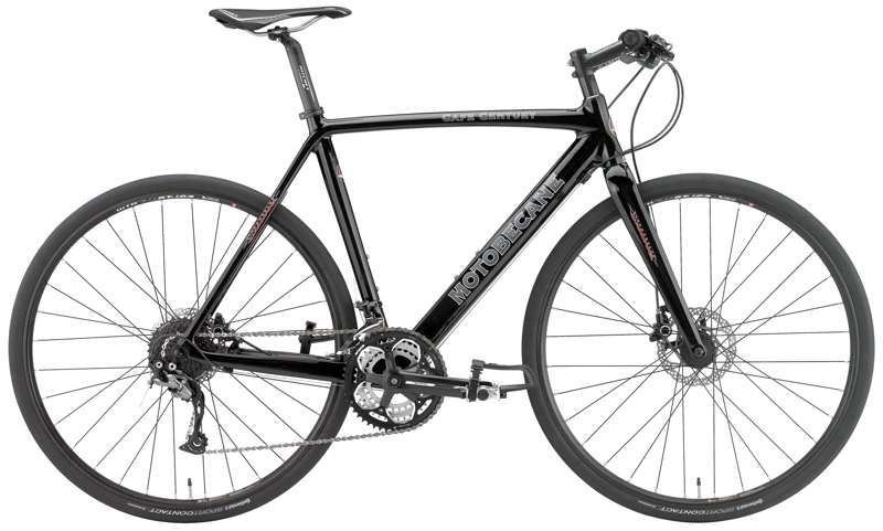 Bikes Motobecane Cafe Century Comp DX Hydraulic Disc Brake Carbon Fiber Road Bike Image