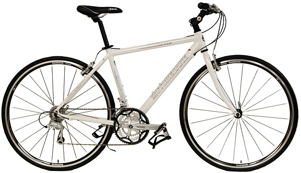 Bikes Motobecane Cafe Latte Hybrid Bicycle Image