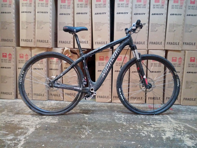 Bikes Windsor C29 Comp Carbon Fiber ATB CUSTOM ONE OFF Image