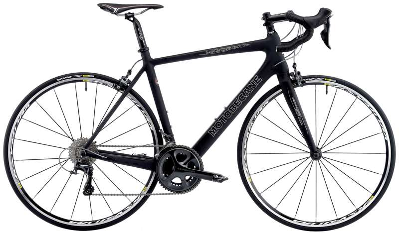 Bikes 2016 Motobecane Le Champion CF Pro Ultegra Equipped 22 Speed Road Bike Image
