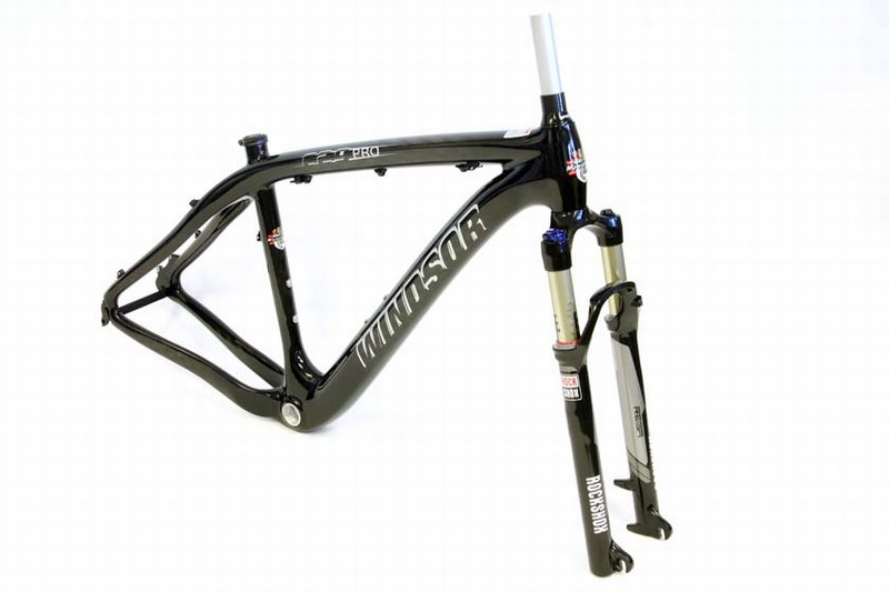 Parts NEW Windsor Carbon 29er Mountain Frame Sets for 29 inch wheels Image