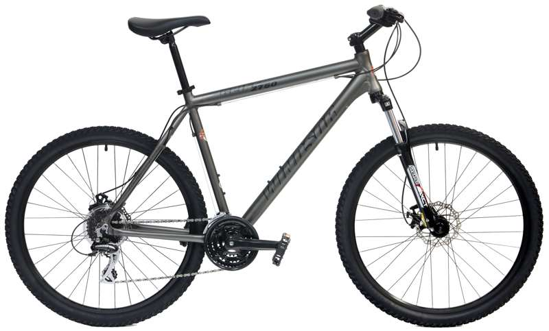 Bikes Windsor Cliff 2750 Suntour XCT Suspension Fork Shimano 24 speed 650b Mountain Bike Image