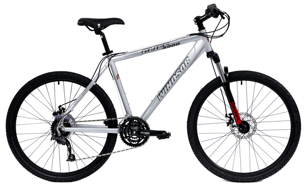 Bikes Windsor Cliff 4900 Hardtail Mountain Bike Shimano SLX equipped Image