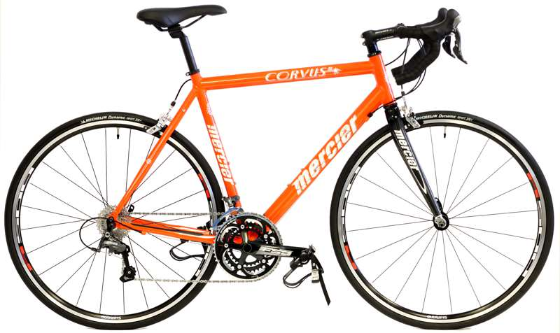 Bikes Mercier Corvus AL Road Bike Ultegra Equipped Image