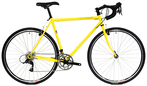 Bikes Motobecane Fantom CXX SRAM Apex, 20 Speed Steel Cross Bike Image