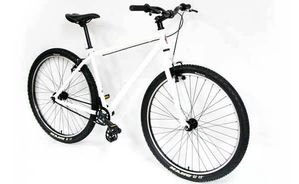Bikes Dawes Deadeye Disc Ready SingleSpeed CrMo Fork 29er Mountain Bike Image